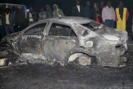 Death toll of Naivasha blast rises to 40