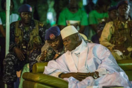 Swiss arrest ex-Gambian minister in crimes against humanity probe
